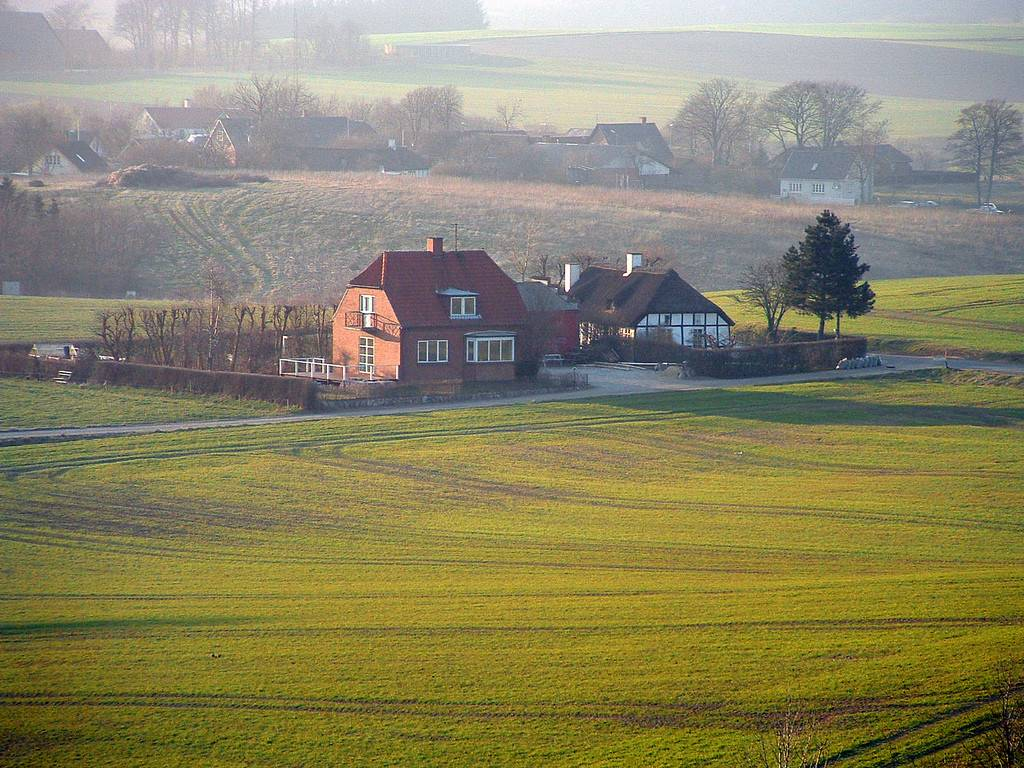 an analysis of farming in denmark Fi elds with nitrate from farming water supply in denmark the danish action plan for promotion of eco-effi cient technologies – danish lessons 2.